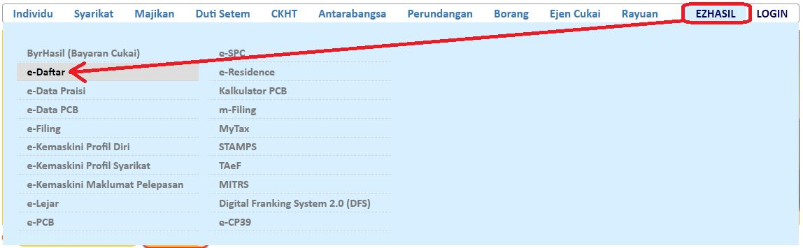 Check Income Tax Number Malaysia
