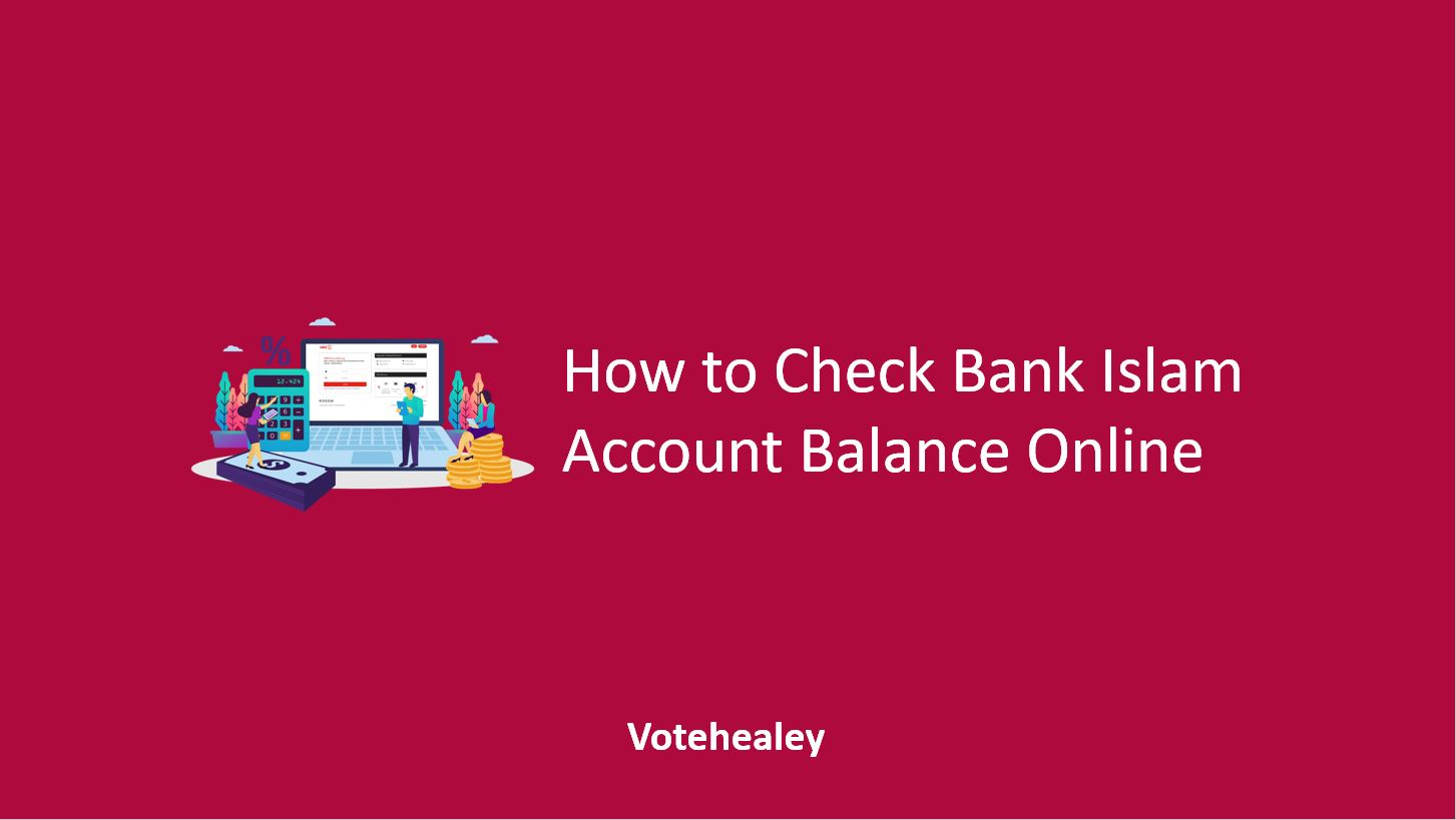 How to Check Bank Islam Account Balance Online