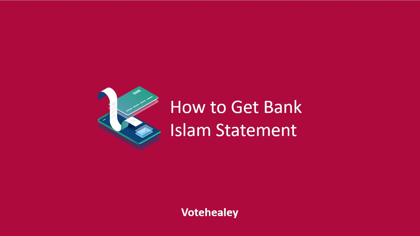 How to Get Bank Islam Statement