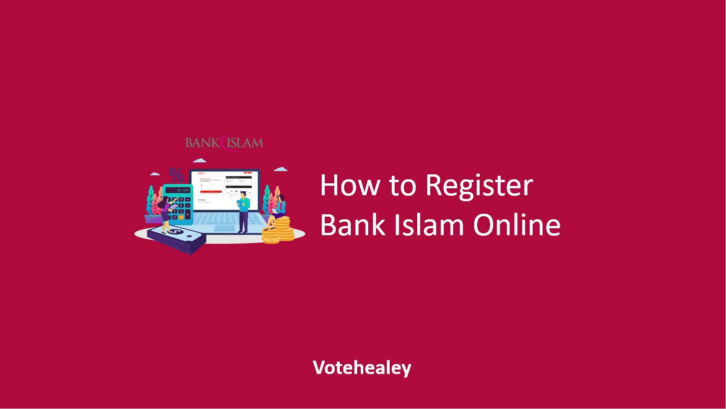 How to Register Bank Islam Online