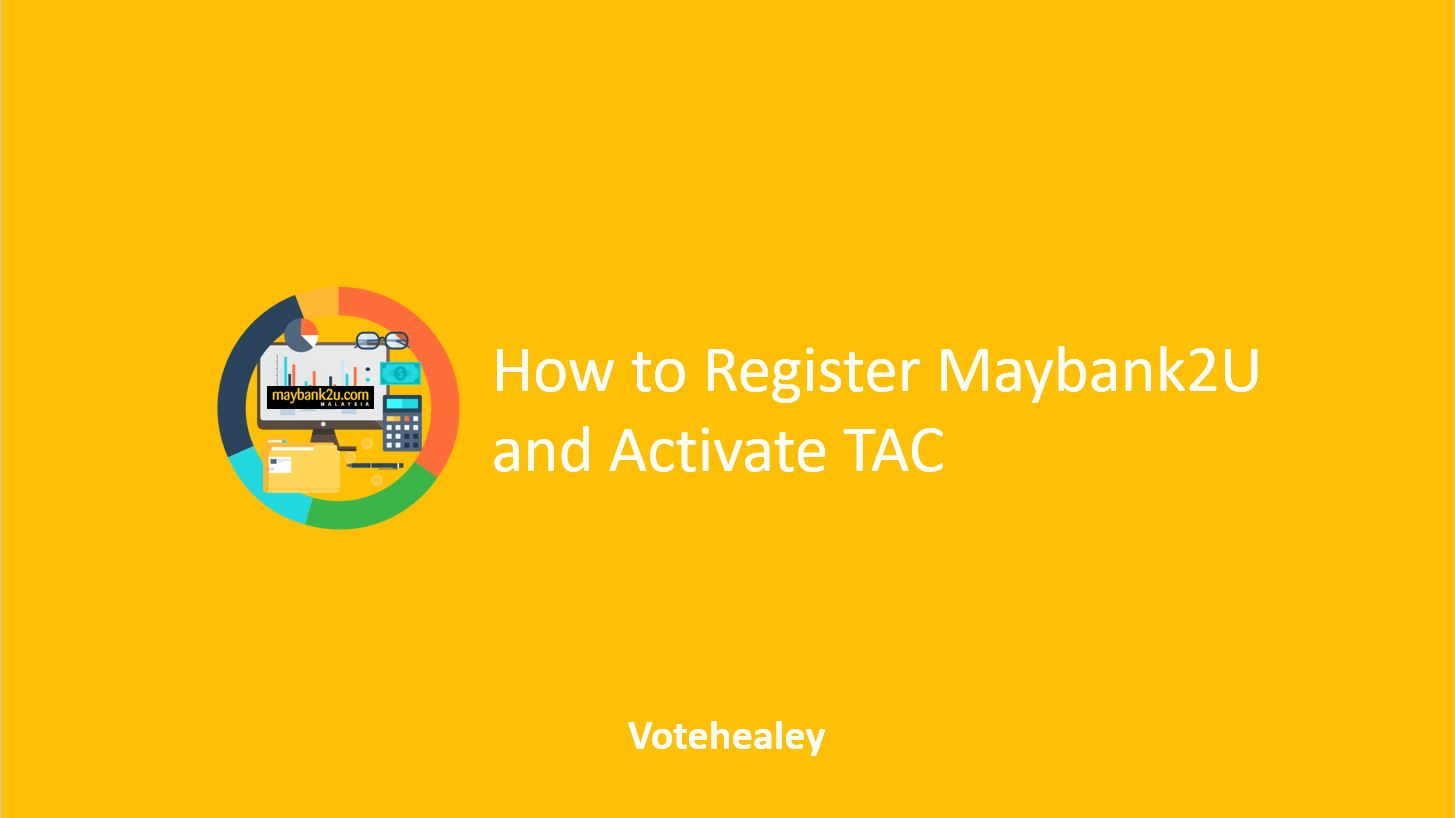 How to Register Maybank2U