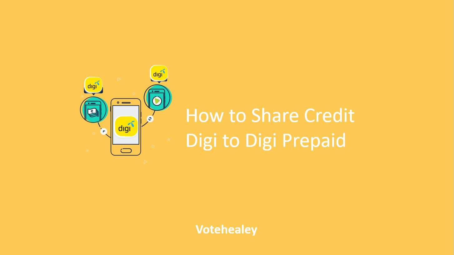 How to Share Credit Digi