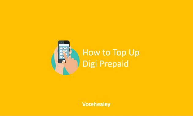 How to Top Up Digi Prepaid