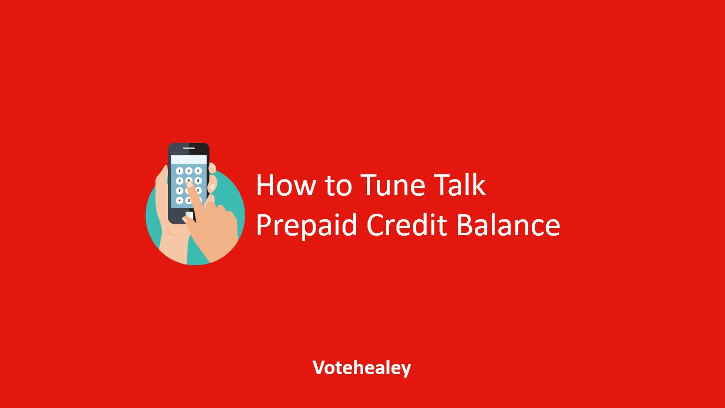 How to Top Up Tune Talk