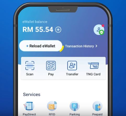 Top Up Touch n Go Card Online