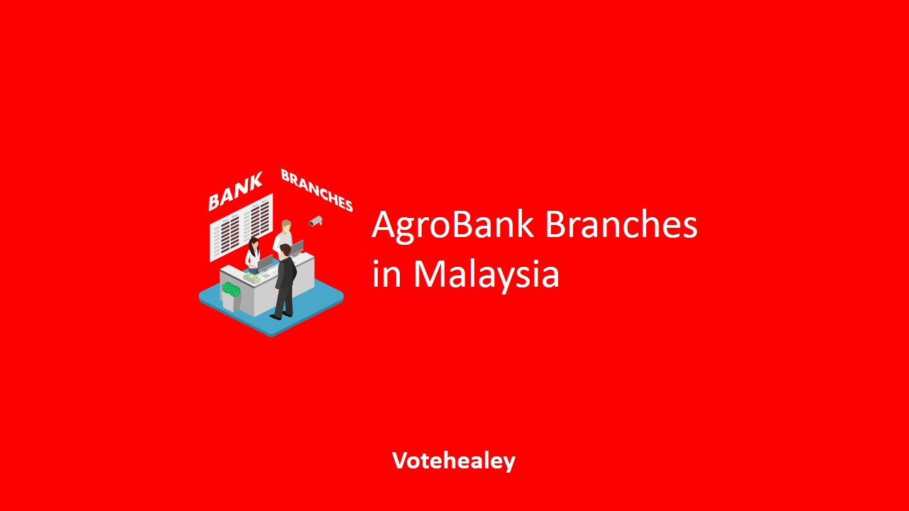 AgroBank Branches in Malaysia
