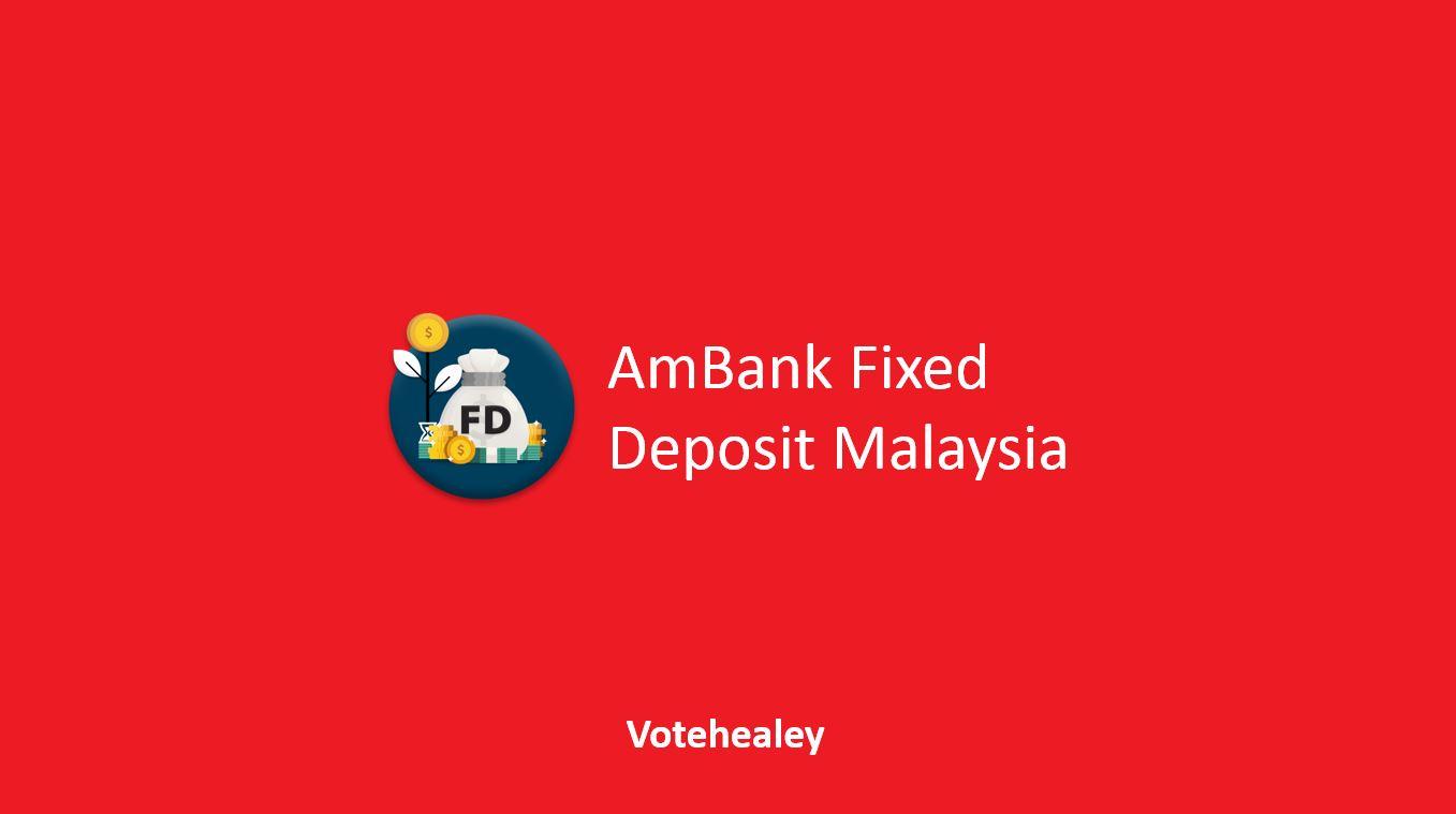 AmBank Fixed Deposit Malaysia