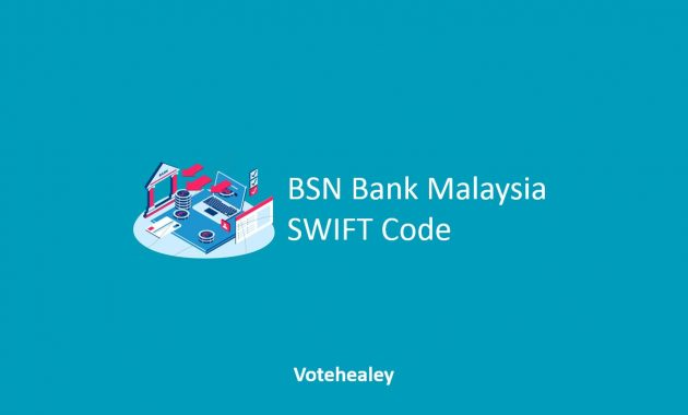 BSN Bank Malaysia SWIFT Code