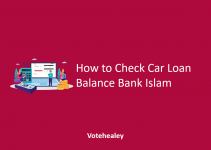 How to Check Car Loan Balance Bank Islam