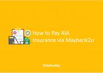 How to Pay AIA Insurance via Maybank2u