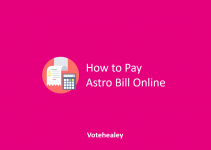 How to Pay Astro Bill Online