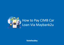 How to Pay CIMB Car Loan Via Maybank2u
