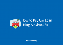 How to Pay Car Loan Using Maybank2u