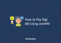How to Pay Digi Bill Using JomPAY