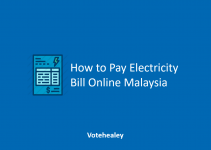How to Pay Electricity Bill TNB Online