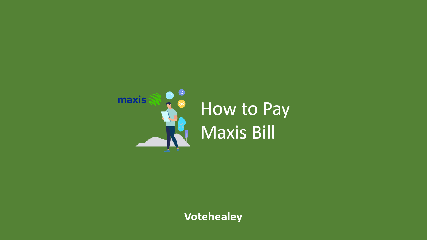 How to Pay Maxis Bill