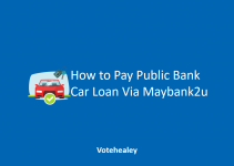 How to Pay Public Bank Car Loan Via Maybank2u
