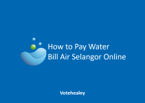 How to Pay Water Bill Air Selangor Online