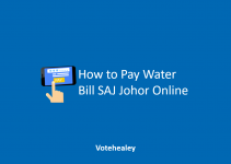 How to Pay Water Bill SAJ Johor Online