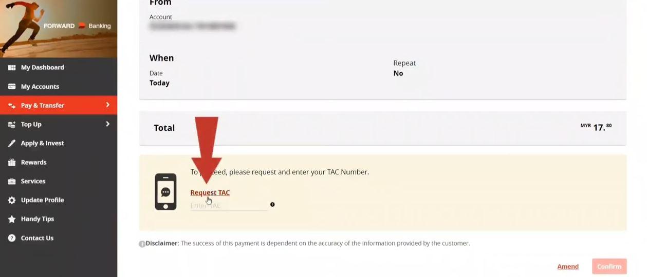 How to pay TNB Bill Using CIMB Clicks JomPAY