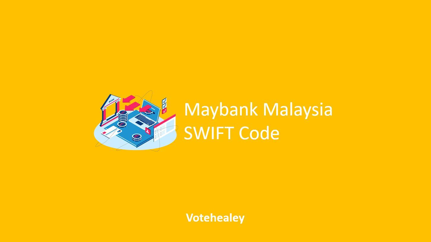 Maybank Malaysia SWIFT Code