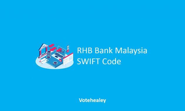 RHB Bank Malaysia SWIFT Code
