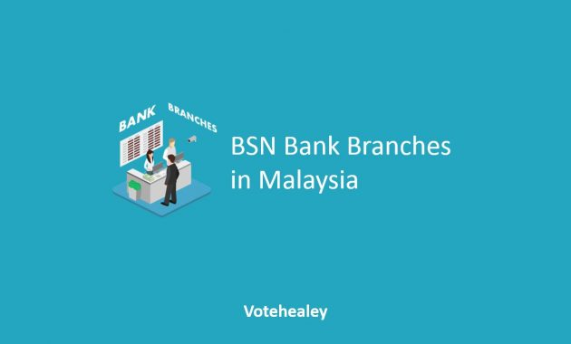 BSN Bank Branches in Malaysia