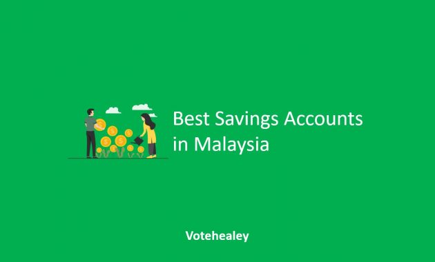 Best Savings Accounts in Malaysia