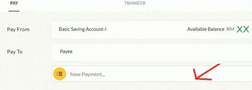 How To Pay AEON using May bank