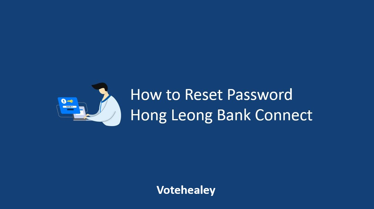 How to Reset Password Hong Leong Bank Connect