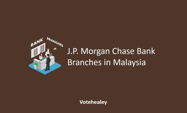 J.P Morgan Chase Bank