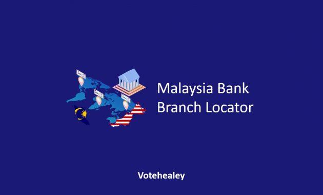 Malaysia Bank Branch Locator