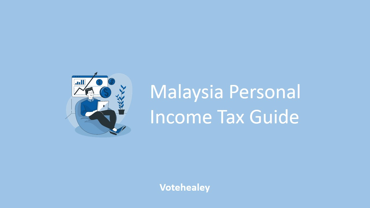 Personal Income Tax Guide In Malaysia