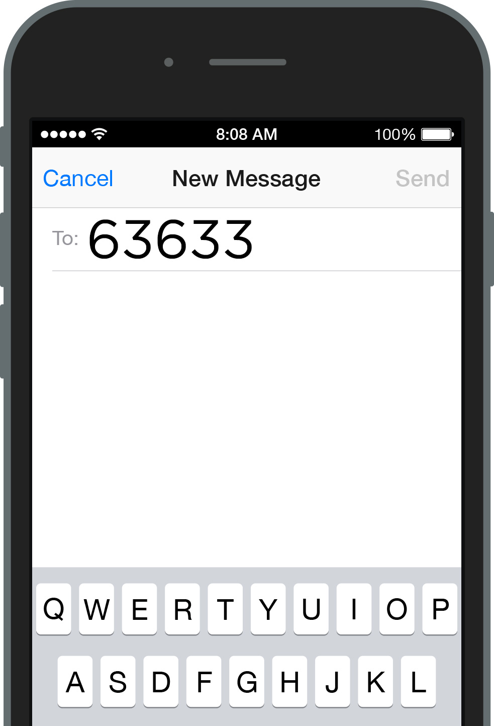 Checking AEON Agreement Number via SMS