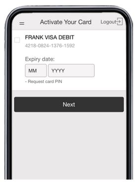 How to Activate OCBC Debit Card using Mobile Banking App