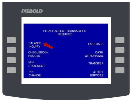How to Check AgroBank Account Balance using ATM Machine