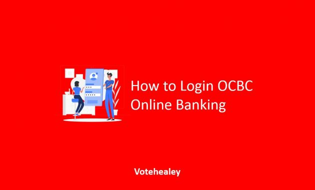 How to Login OCBC Online Banking