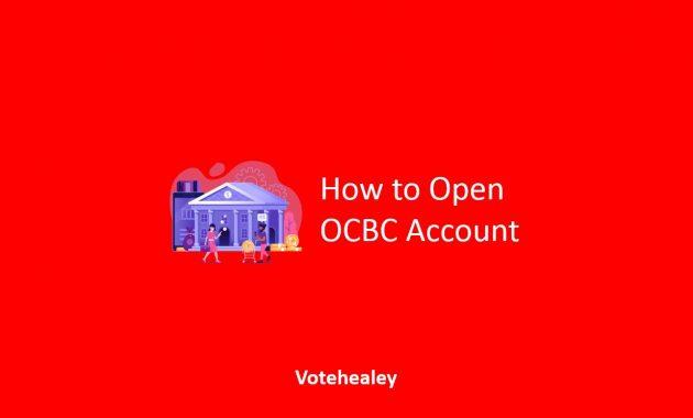 How to Open OCBC Account