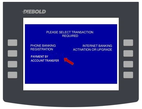 How to Pay Affin Bank Credit Card via ATM Transaction Payment